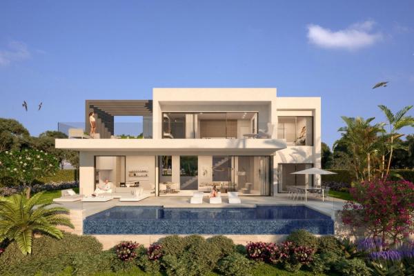 3 Bedroom, 3 Bathroom, Villa for Sale in Arboleda, Estepona