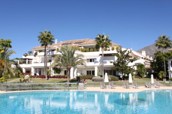 5 Chambre, 3 Salle de bains Appartement A Vendre danse Monte Paraiso, Marbella Golden Mile