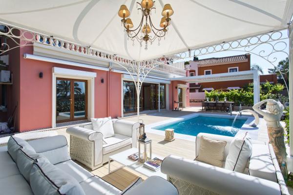 4 Chambre, 4 Salle de bains Villa A Vendre danse Rocío de Nagüeles, Marbella Golden Mile