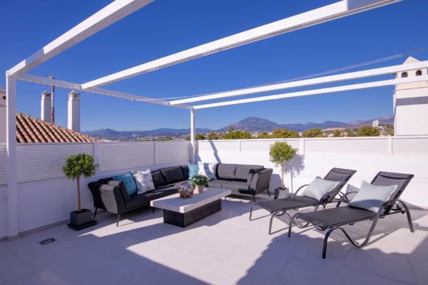 Appartement a vendre à Mirador del Rodeo, Nueva Andalucia, Marbella, 3 Chambres, 3 Salles de bains à Mirador del Rodeo, Nueva Andalucia, Marbella