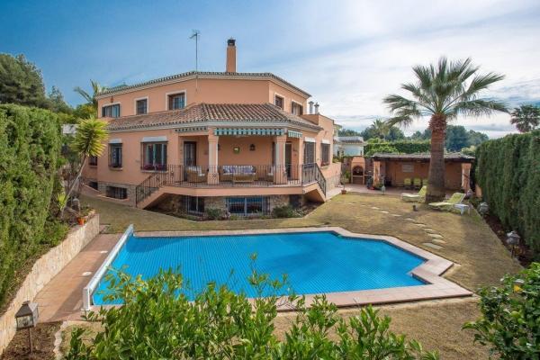 Villa a vendre à Atalaya de Rio Verde, Nueva Andalucia, Marbella, 6 Chambres, 5 Salles de bains à Atalaya de Rio Verde, Nueva Andalucia, Marbella