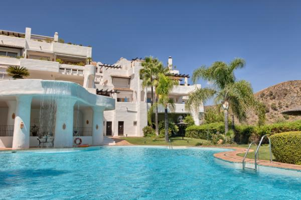 Apartment a vendre à Lomas de la Quinta, Benahavis, 3 Chambres, 3 Salles de bains à Lomas de la Quinta, Benahavis