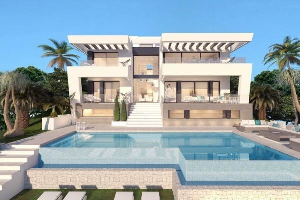 Villa a vendre à Mijas Golf, 3 Chambres, 3 Salles de bains à Mijas Golf