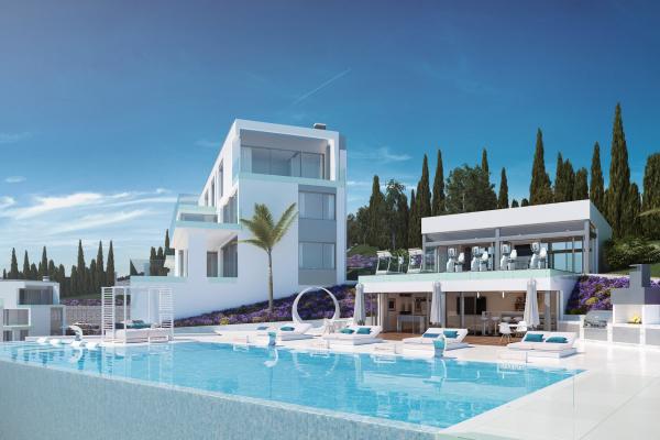 3 Chambre, 3 Salle de bains Appartement A Vendre danse Pheonix Resort, La Cala de Mijas