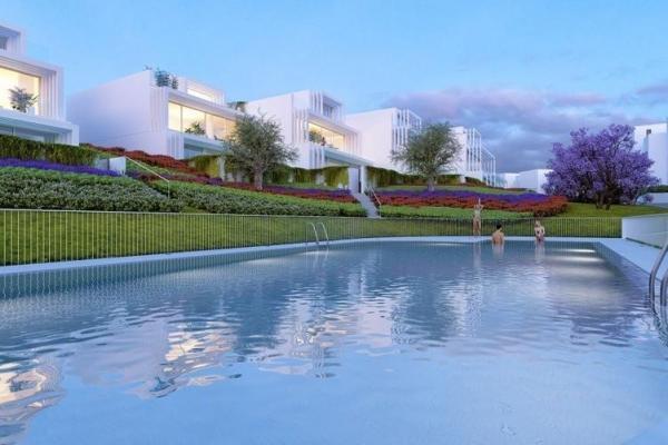 Townhouse a vendre à La Reserva, 4 Chambres, 4 Salles de bains à La Reserva