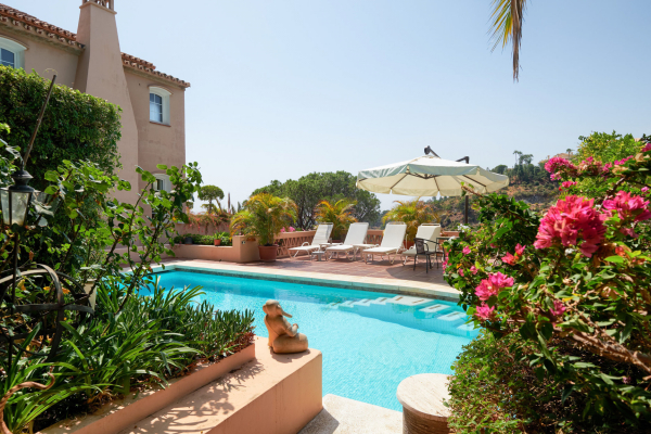 5 Chambre, 5 Salle de bains Villa A Vendre danse El Madronal, Benahavis