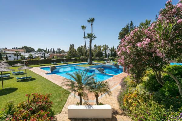 1 Chambre, 1 Salle de bains Penthouse A Vendre danse Señorio de Marbella, Marbella Golden Mile